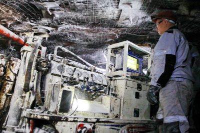 В «СУЭК-Кузбасс» установили отраслевой рекорд по скорости подземного бурения