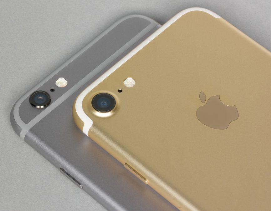 Седьмой iPhone заметно подешевел в России Флагманскую модель смартфона от Apple сейчас можно приобрестиза 41500 рублей