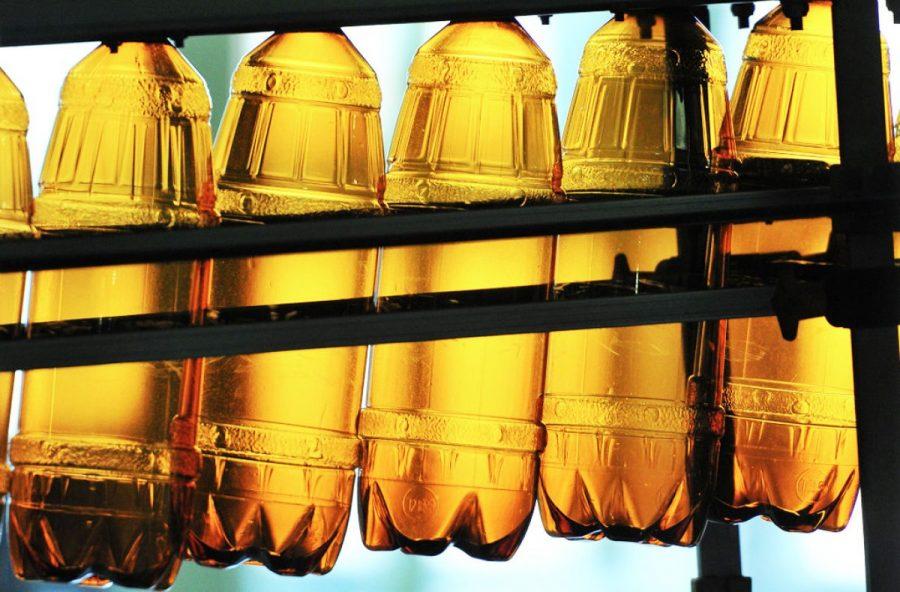 В РФ запретили торговать пиво в1,5-литровых бутылках