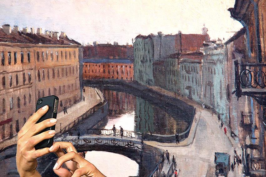 Новгородский музей-заповедник присоединится какции #МузейноеСелфи