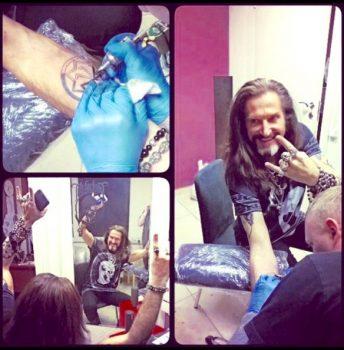 Джигурда навсегда запомнил Кемерово по первой татуировке
