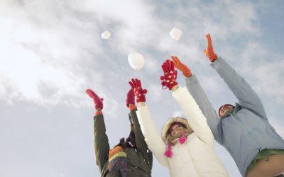 На неделе в Кузбассе потеплеет до +2°С