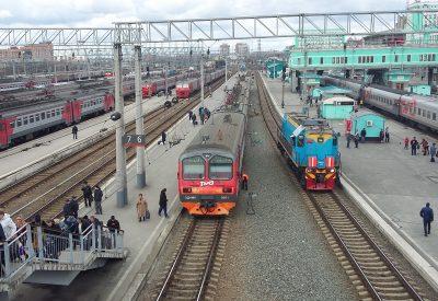 На следующей неделе изменится график движения поездов «Новокузнецк – Новосибирск»