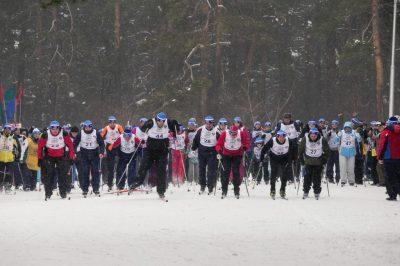 В Кузбассе началась регистрация на «Лыжню России»