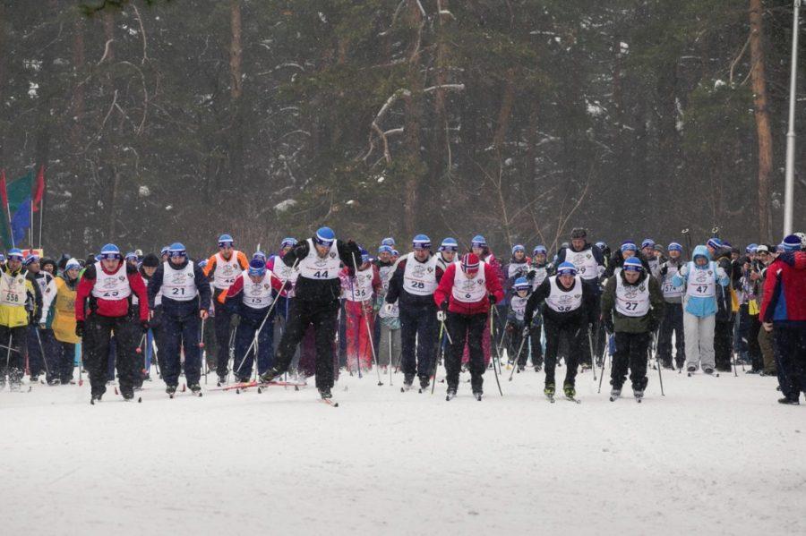 ВЮжно-Сахалинске началась регистрация участников «Лыжня России-2017»
