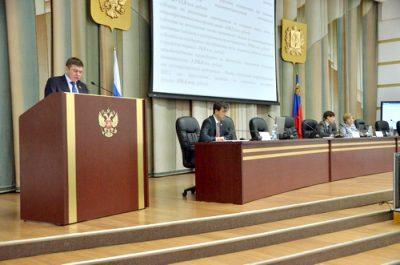 Депутаты внесли изменения в бюджет Кемеровской области