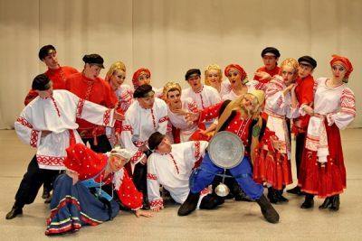 Кемеровчане смогут поздравить дам с 8 Марта в кругу танцующих мужчин