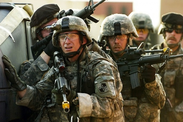 Уфранцузских солдат украли винтовки впроцессе обеда вMcDonald's