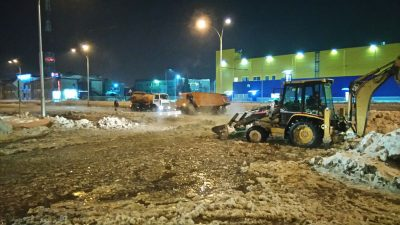 В Кемерове восстановили водоснабжение на улице Рукавишникова после прорыва трубы