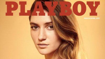 Голые модели вернутся на обложку журнала Playboy