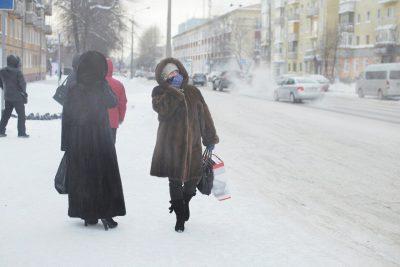 Ночью в Кузбассе ожидается похолодание до -36°С