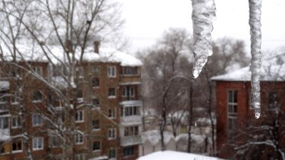 Плюсовая температура продержится в Кемерове до середины следующей недели