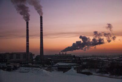 В Кемерове продлили режим по сокращению вредных выбросов