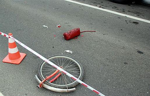 ВКемеровской области водитель-наркоман насмерть сбил велосипедиста
