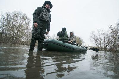 Где кемеровчанам спасаться от паводка