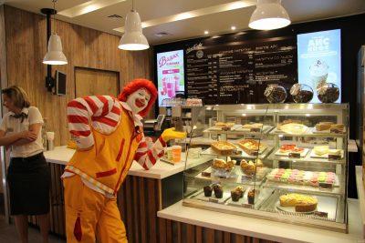 Третий McDonald's в Кемерове планируют открыть в 2018 году