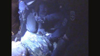 Таштагольский стрелок принял полицейских за инопланетян