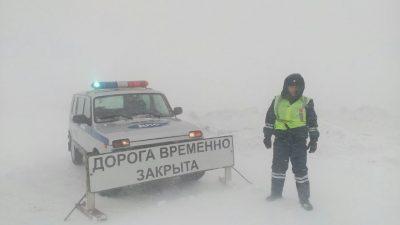 Кузбасские рейсы в Белокуриху отменили из-за снежного коллапса на дорогах