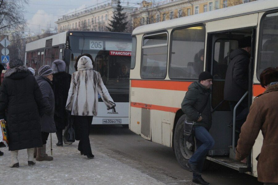ВКемерове после выстрела вводителя маршрутки возбудили уголовное дело