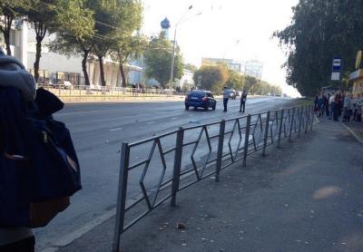 В Кемерове будут судить таксиста, который насмерть сбил женщину на Октябрьском