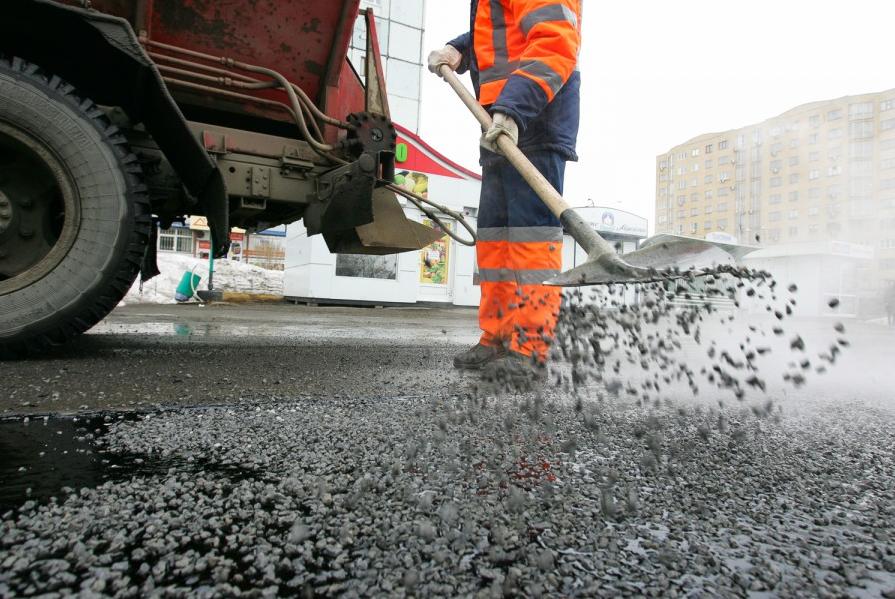 ВКемерово в 2017-ом году удвоят финансирование иобъемы ремонта дорог