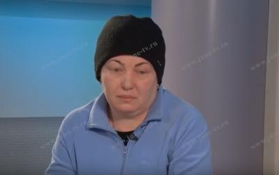 Мать Виктории Реймер: «Нужен закон, чтобы расстреливали убийц детей»