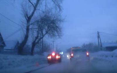 ГИБДД: в ДТП в Кировском районе Кемерова пострадали три человека