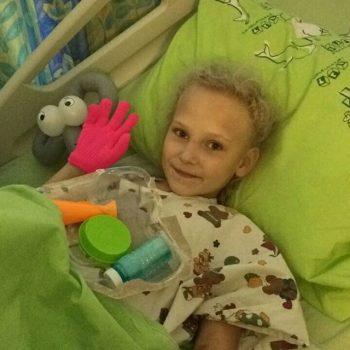 6-летнюю беловчанку экстренно госпитализировали в Израиль