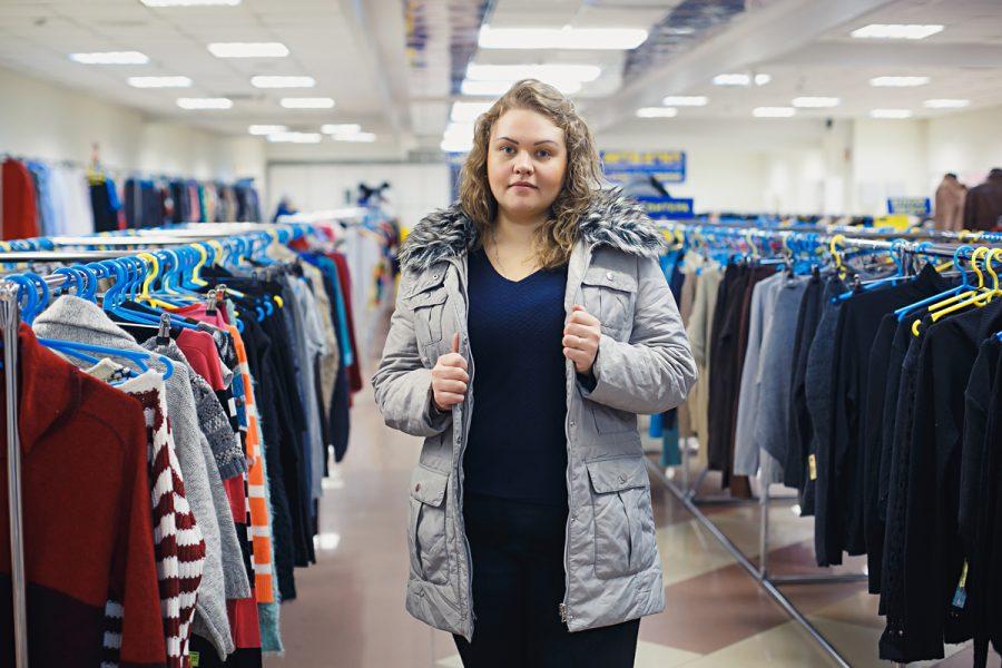 «Мега Хенд»: гардероб площадью 1,5 километра