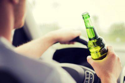 В Кемерове за три дня поймали более 20 пьяных водителей