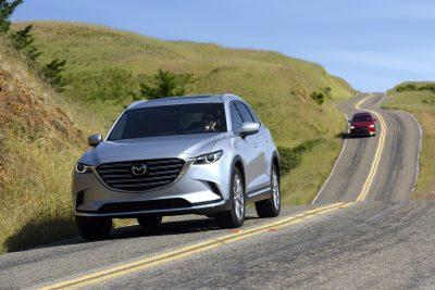 Семиместный кроссовер Mazda CX-9 появится на авторынке России