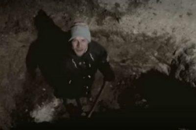 Российский блогер похоронит себя на 24 часа в метровую яму
