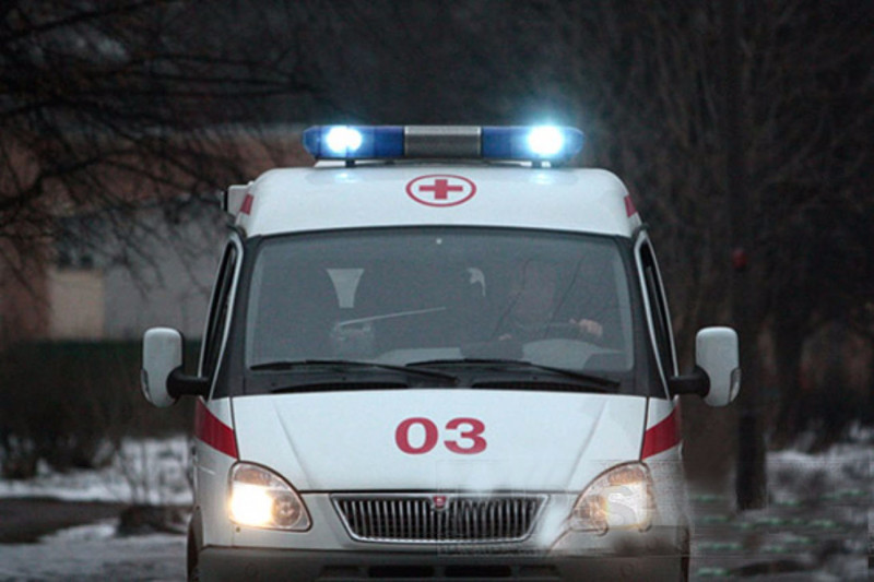 ВПрокопьевске изавтобуса впроцессе движения выпал пассажир