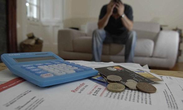 Объем просроченной задолженности граждан России в прошлом 2016-ом году вырос на13%