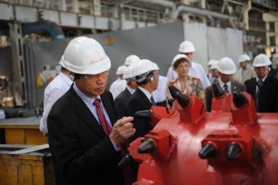 Во Вьетнаме планируют использовать горношахтное оборудование из Кузбасса