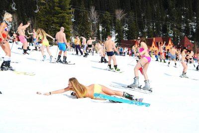 За 1,5 месяца число травмированных туристов на горнолыжных склонах Кузбасса выросло вдвое