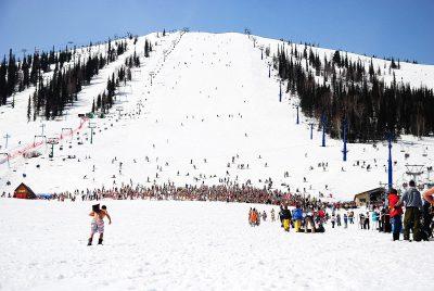 Шерегеш стал четвёртым в списке самых популярных курортов на февральские праздники