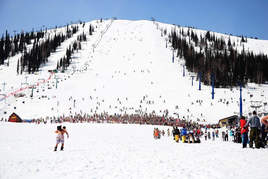 Шерегеш стал четвёртым всписке самых известных курортов нафевральские праздники