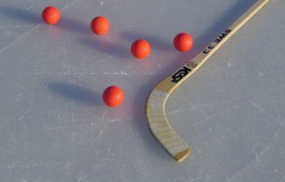 В матче чемпионата России по хоккею с мячом команды забили 20 автоголов