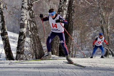 Детские областные соревнования по лыжному спорту прошли при поддержке «СЭУК-Кузбасс»