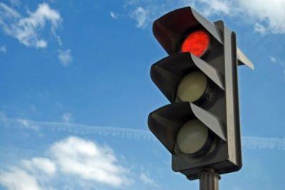 Кемеровчанка на Toyotа сбила пешехода, переходившего дорогу на «красный»