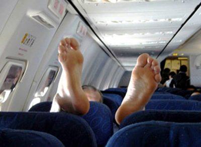 В России авиадебоширам планируют запретить летать три года