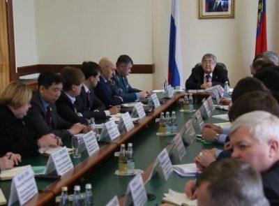 Губернатор Кузбасса поручил главам территорий застраховать всё муниципальное имущество