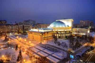 В Новосибирском оперном театре разрешили проходить альтернативную военную службу