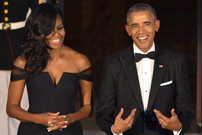 Издательский дом Penguin Random House купил право опубликовать мемуары четы Обамы за $60 млн