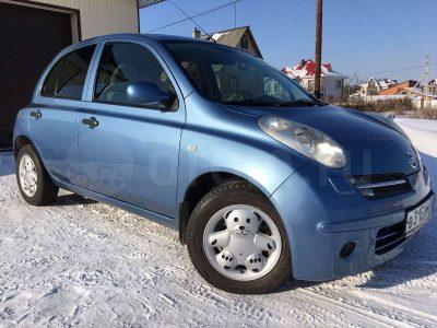 Nissan с колпаками-мишками из Кузбасса попал в топ-15 женских авто в России