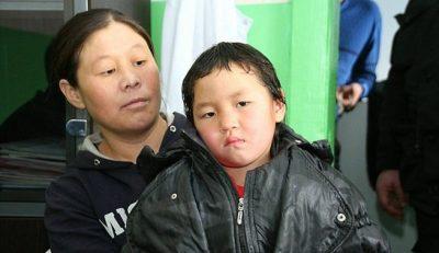 Четырёхлетняя девочка прошла 8 км по тайге в Туве за помощью бабушке