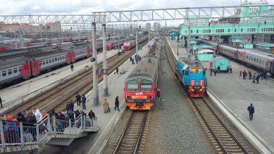 Субботнее курсирование скорого поезда «Новокузнецк – Новосибирск» возобновили