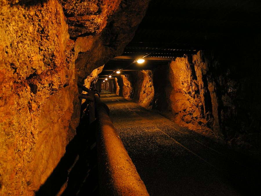 Вгорной выработке шахты «Южная» умер рабочий