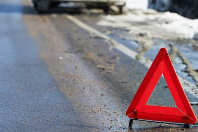 В Кузбассе за сутки сбили трёх пешеходов